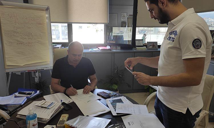 Ακόμη τρία σχολεία του Δήμου Ηρακλείου Αττικής στο δίκτυο φυσικού αερίου