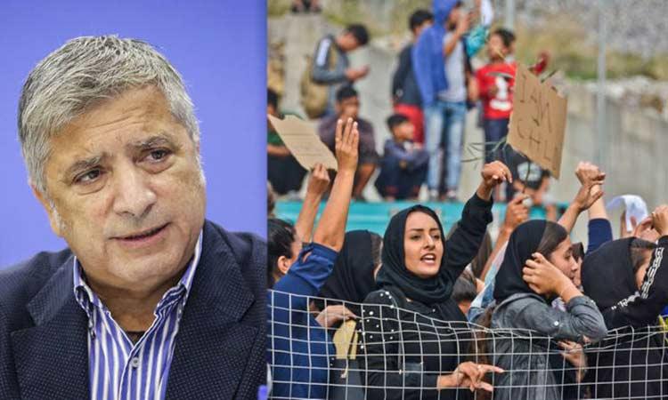 Γ. Πατούλης: Οι πρόσφυγες χρειάζονται τη στήριξη και την έμπρακτη βοήθειά μας