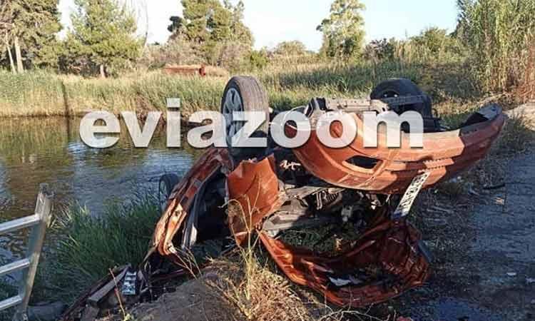 Τραγωδία στην Εύβοια: Νεκρός 23χρονος μπασκετμπολίστας σε τροχαίο