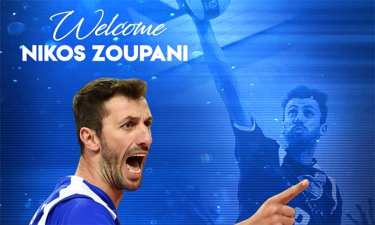 Με τον Νίκο Ζουπάνη θα μπει στη νέα αγωνιστική περίοδο ο ΑΟΠ Κηφισιάς