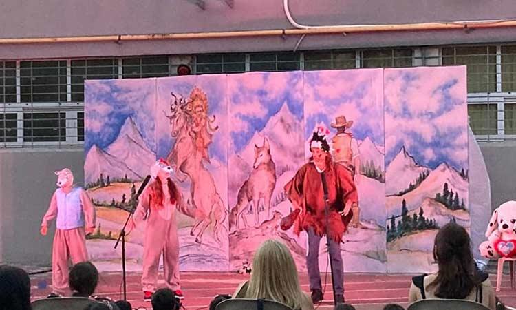 Με πολλαπλά μηνύματα για τα παιδιά η παράσταση «Ο Ασπροδόντης» στον Δήμο Πεντέλης