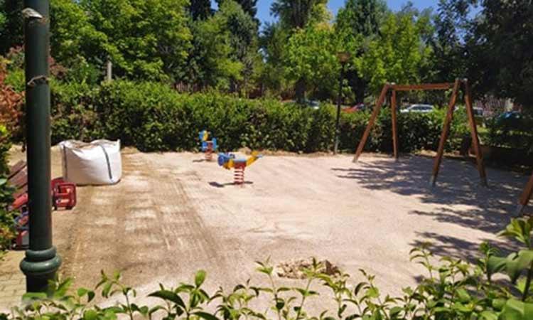 Εργασίες ανακαίνισης και πιστοποίησης 10 παιδικών χαρών του Δήμου Χαλανδρίου