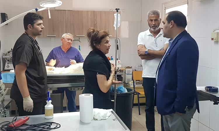 Επίσκεψη εργασίας του βουλευτή Κώστα Κατσαφάδου στο ΔΙΚΕΠΑΖ