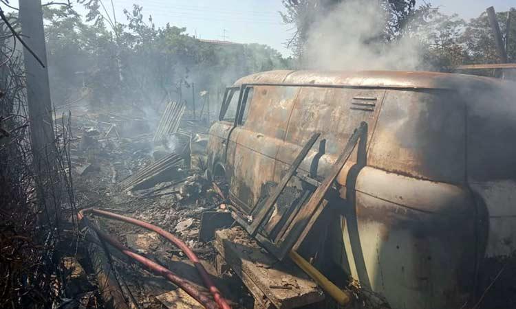 Φωτιά στο Πεύκο Πολίτη Χαλανδρίου – Άμεση επέμβαση από Πυροσβεστική και Δήμο