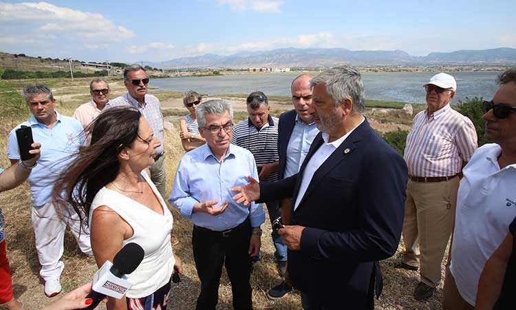 1,3 εκατ. ευρώ από την Περιφέρεια Αττικής σε έργα ανάδειξης υδροβιότοπου στα Μέγαρα
