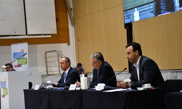 ΥΠ.ΕΣ.: 380 εκατ. ευρώ στους Δήμους μέσω «Αντώνη Τρίτση» για περιβάλλον, αθλητικές εγκαταστάσεις, πρόσβαση ΑμεΑ σε παραλίες και ηλεκτροκίνηση