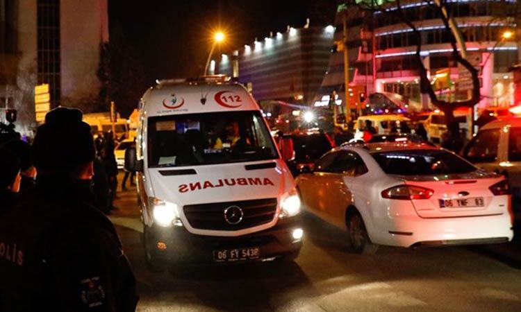 Τουρκία: Δύο νεκροί και πάνω από 70 τραυματίες από ισχυρή έκρηξη σε εργοστάσιο πυροτεχνημάτων