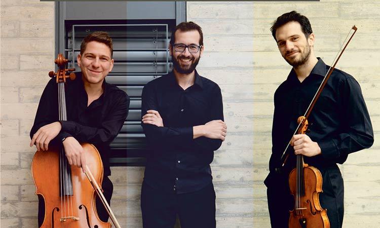 Συναυλία μουσικής δωματίου στον κήπο της Βορέειου Βιβλιοθήκης με το Τρίο El Greco την Τετάρτη 29 Ιουλίου