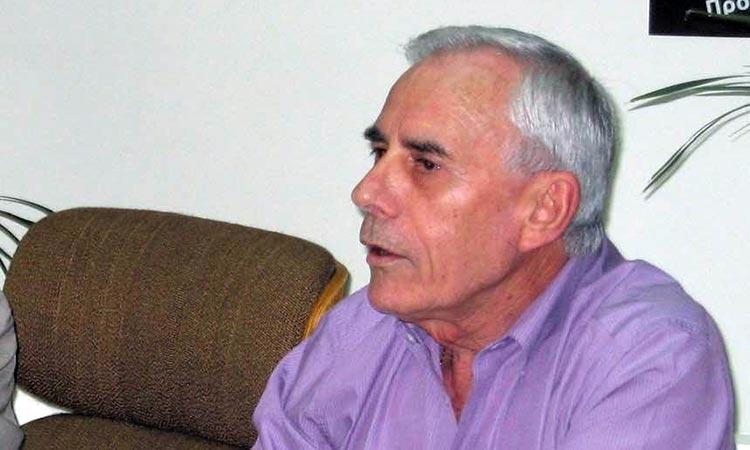 Μήνυμα Δ. Γαλάνη για τον θάνατο του πρώην δημάρχου Ψυχικού Θάνου Βεζυργιάννη