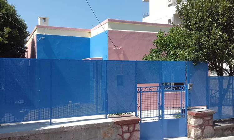 Εντατικές εργασίες συντήρησης στα σχολεία του Δήμου Παπάγου – Χολαργού