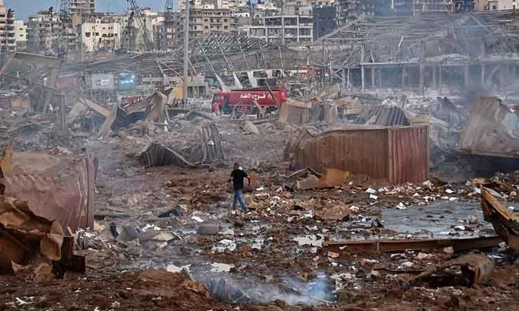 Συγκέντρωση ειδών για τον Λίβανο από τον Δήμο Βριλησσίων – Αποστολή ανθρωπιστικής βοήθειας