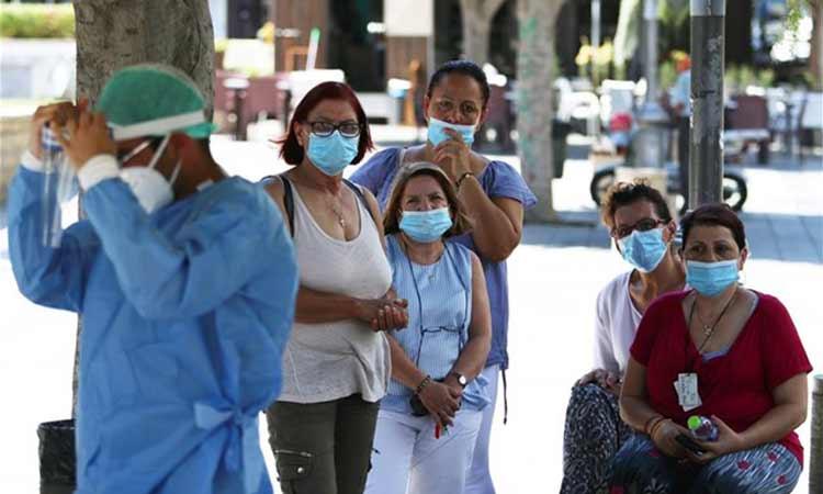 Κορωνοϊός: Πάνω από 18 εκατομμύρια επιβεβαιωμένα κρούσματα παγκοσμίως