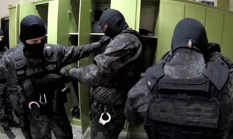 Πάτρα: Εντοπίστηκαν ναρκωτικά, φάρμακα και αιχμηρά αντικείμενα στο Κατάστημα Κράτησης