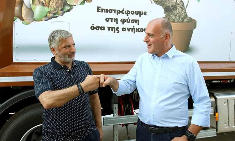 Στον Δήμο Σπάτων – Αρτέμιδος συνεχίστηκε το οικολογικό οδοιπορικό της Περιφέρειας Αττικής