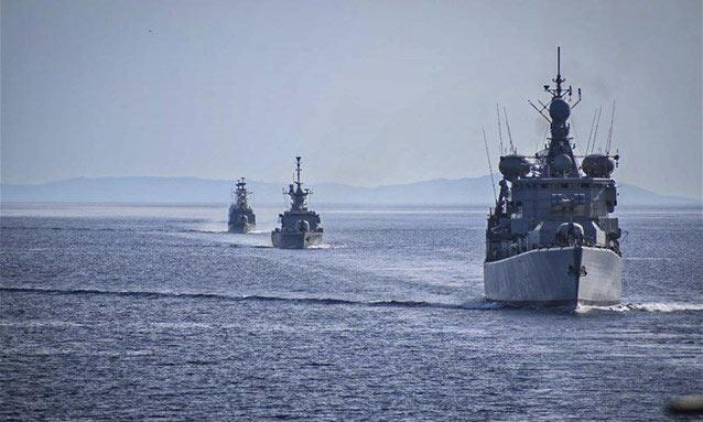 Σε κατάσταση ετοιμότητας οι Ένοπλες Δυνάμεις για την τουρκική Navtex