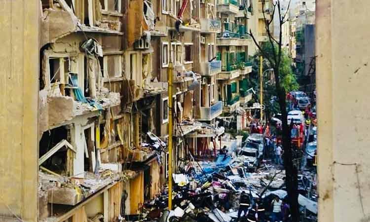 Συγκέντρωση ειδών για τον Λίβανο από τη Νίκη των Πολιτών Αγίας Παρασκευής
