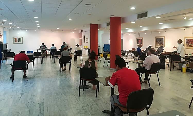 90 άτομα έδωσαν αίμα στην καθιερωμένη εθελοντική αιμοδοσία του Δήμου Λυκόβρυσης – Πεύκης