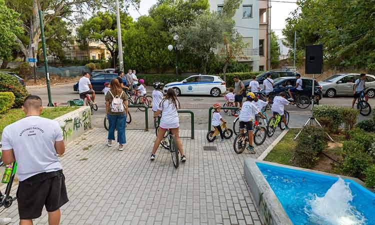 Ολοκληρώθηκαν με επιτυχία οι «Αλλοτινές Πατρίδες 2020» στον Δήμο Κηφισιάς