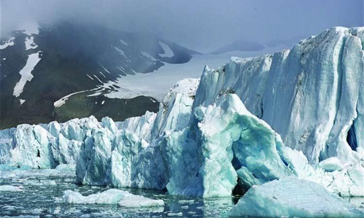 H δεύτερη μεγαλύτερη μείωση του πάγου της Αρκτικής από το 1979