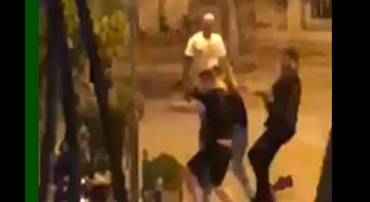 Άγριος καυγάς για τις μάσκες σε μπαρ στο Μαρούσι (βίντεο)