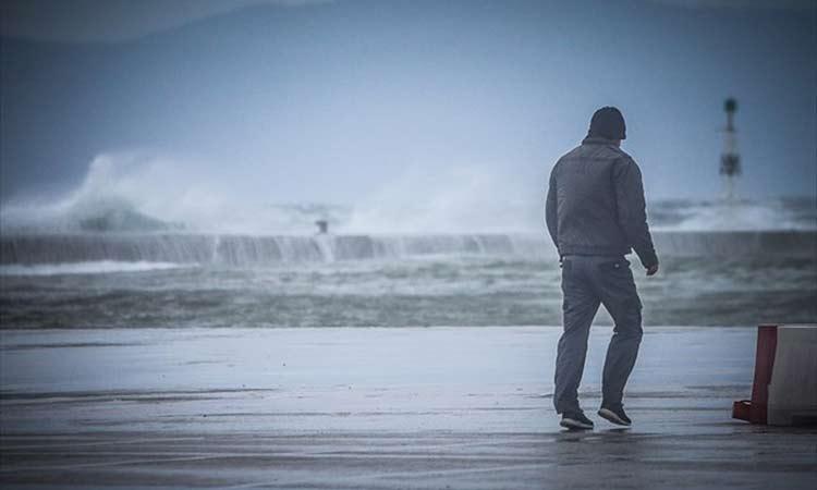 Σοβαρά προβλήματα προκαλεί ο «Ιανός» στη Δυτική Ελλάδα