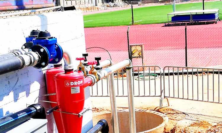 Σε πλήρη εξέλιξη το έργο γεωθερμίας στο Αθλητικό Κέντρο «Ν. Πέρκιζας» στον Δήμο Χαλανδρίου