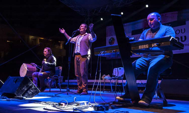Μεγαλειώδης η ποντιακή βραδιά στο πλαίσιο του Φεστιβάλ Αμαρουσίου 2020