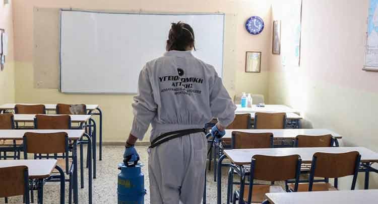 Σ. Ζαχαράκη: Ανοιχτό το ενδεχόμενο κυλιόμενου ωραρίου στα σχολεία