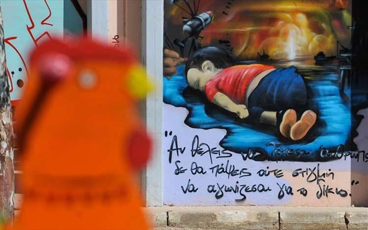 Πέντε χρόνια μετά τον πνιγμό του μικρού Αϊλάν Κούρντι