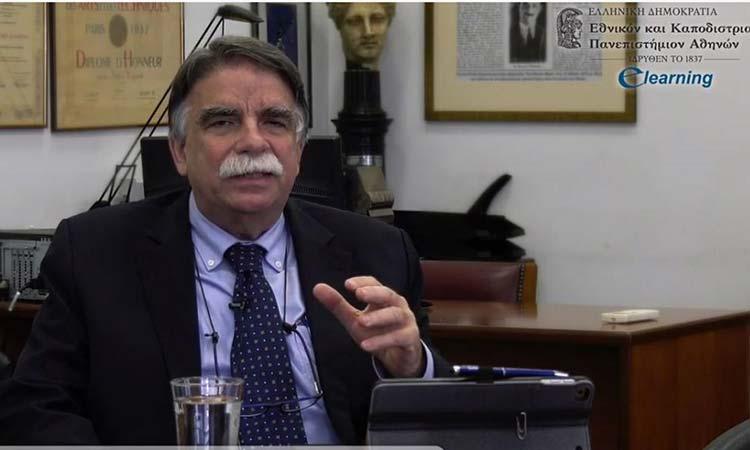 Κορωνοϊός – Βατόπουλος: Η κατάσταση στην Αττική θα μπορούσε να εξελιχθεί πολύ άσχημα
