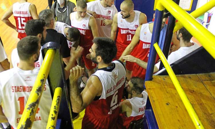 Α2 μπάσκετ Ανδρών: Το Ψυχικό ο μεγάλος νικητής στο ντέρμπι των Βορείων απέναντι στον Πανερυθραϊκό