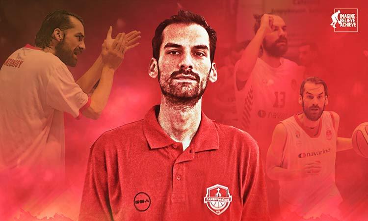 Ο Τ. Αντωνίου αναλαμβάνει team manager στον Πανερυθραϊκό