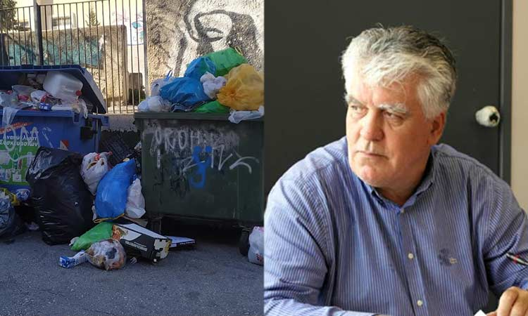 Β. Ζορμπάς: «Ταβάνιασαν» οι υπερωρίες στην καθαριότητα του Δήμου Αγ. Παρασκευής
