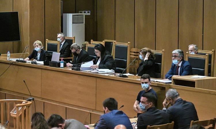 Χρυσή Αυγή: Όλες οι ποινές για τα μέλη της εγκληματικής οργάνωσης