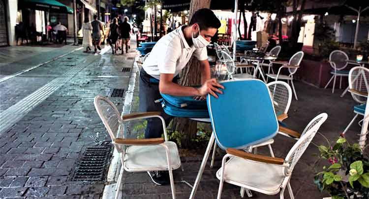 Κλείνουν από την Τρίτη εστίαση, γυμναστήρια, θέατρα σε Αττική και Βόρεια Ελλάδα – Όλα τα νέα μέτρα