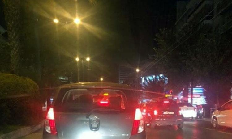 Μεσονύχτιο μποτιλιάρισμα στη Λ. Κηφισιάς από τη μαζική επιστροφή λόγω απαγόρευσης – 40 λεπτά από το κέντρο της Αθήνας στο Μαρούσι