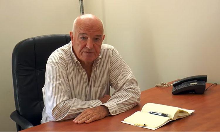 Ο δημοτικός σύμβουλος Χαλανδρίου Ι. Λαδόπουλος μιλά για τον καρκίνο του μαστού