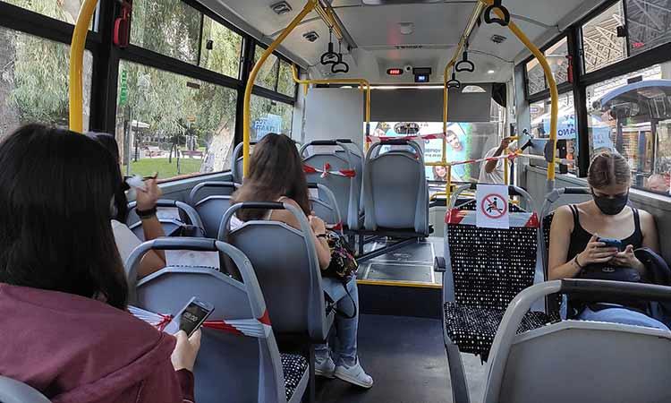 Ξεκίνησε το δρομολόγιο μεταφοράς φοιτητών του Δήμου Ηρακλείου Αττικής προς την Πανεπιστημιούπολη