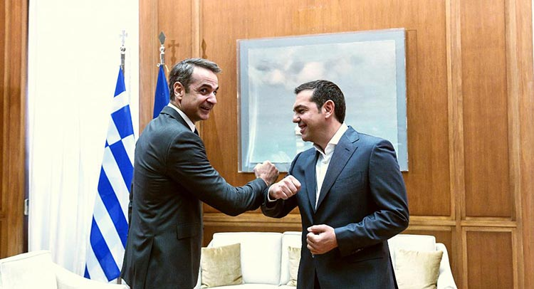 Opinion Poll: Προηγείται με 19,9 μονάδες η Ν.Δ. – Ιστορικό χαμηλό για τον ΣΥΡΙΖΑ