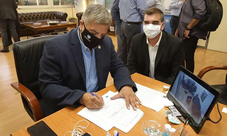 Έργα ενεργειακής αναβάθμισης στο δημαρχείο και σε δημόσια κτήρια στον Δήμο Ελληνικού-Αργυρούπολης