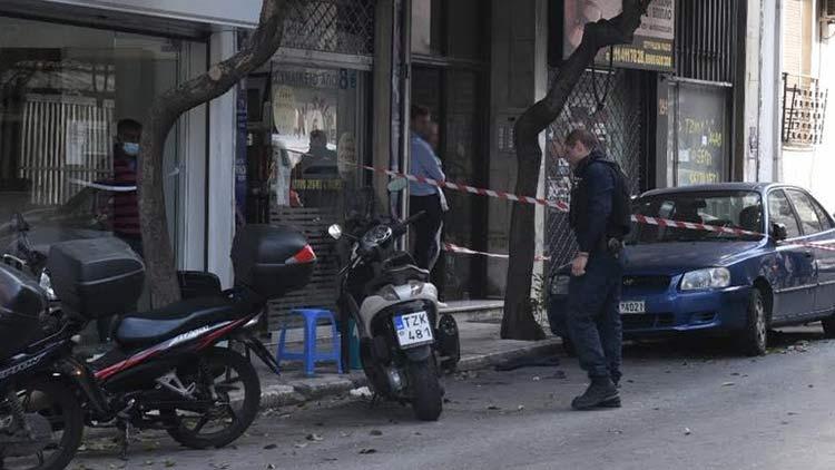 Πυροβολισμοί εν μέση οδώ στο κέντρο της Αθήνας