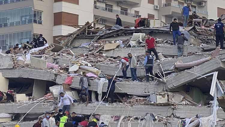 Στους 35 οι νεκροί στην Τουρκία – Τρεις άνθρωποι σε κρίσιμη κατάσταση