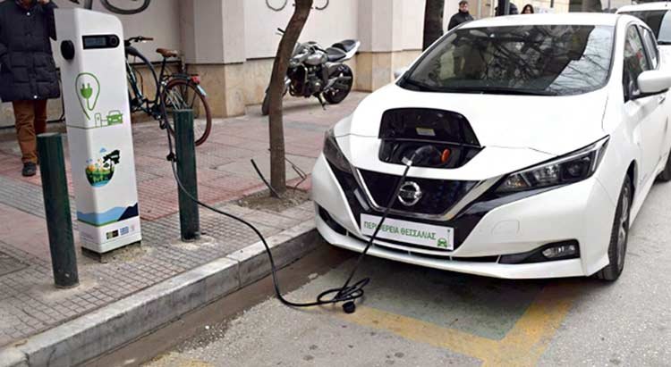 Οδηγίες στους Δήμους για σταθμούς φόρτισης ηλεκτρικών οχημάτων από το ΥΠΕΝ