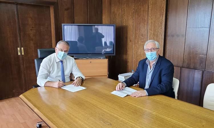Τρία μεγάλα έργα για τον Δήμο Αμαρουσίου εντάχθηκαν στα προγράμματα «Φιλόδημος ΙΙ» και «Α. Τρίτσης»