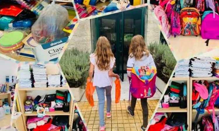 1.015 σχολικά είδη συγκέντρωσε ο Δήμος Φιλοθέης-Ψυχικού για τα παιδιά των οικονομικά ασθενέστερων οικογενειών