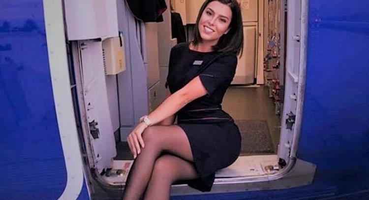 Αεροσυνοδός της British Airways «σερβίρει» σεξ εν πτήσει!