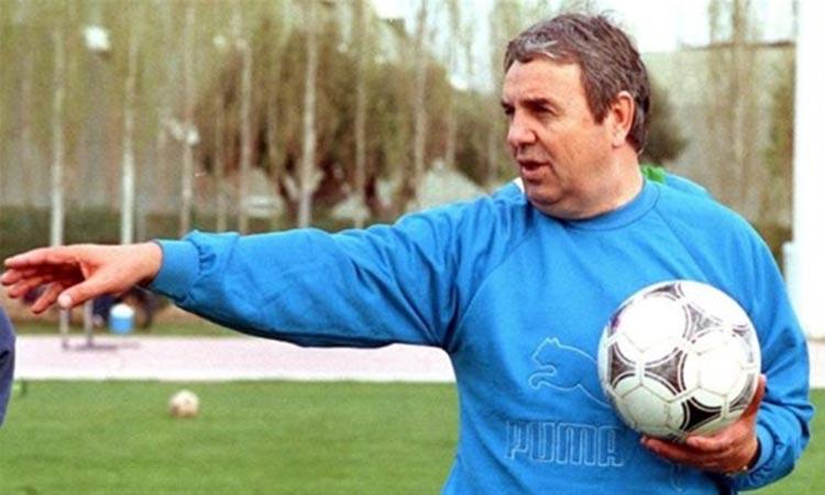 Έφυγε από τη ζωή η μεγάλη μορφή του ελληνικού ποδοσφαίρου Αντώνης Γεωργιάδης