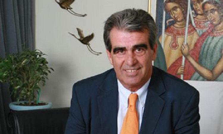 Συλλυπητήρια δήλωση προέδρου ΚΕΔΕ για τον θάνατο του πρώην δημάρχου Πυλαίας