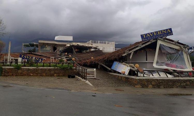 Συγκέντρωση ανθρωπιστικής βοήθειας για τους πλημμυροπαθείς του Δήμου Χερσονήσου από τον ΟΚΠΑΔΒ