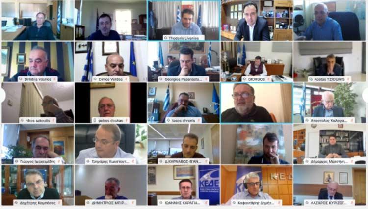 Οι αλλαγές στον Ν.4412 και η έκθεση Πισσαρίδη στο επίκεντρο της 6ης Συνεδριακής Διάσκεψης ΚΕΔΕ-ΠΕΔ Πελοποννήσου
